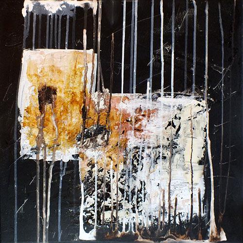 Frauke Klinkforth, Schwarz-weiß, Abstract art, Decorative Art, Abstract Art, Abstract Expressionism