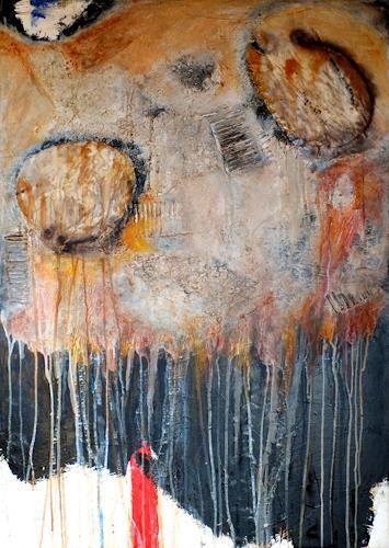 Frauke Klinkforth, Kein Titel, Abstract art, Abstract Art