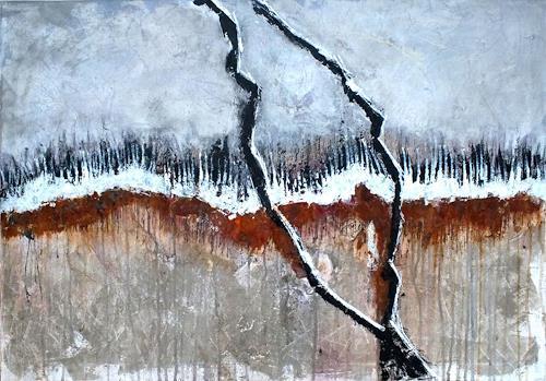 Frauke Klinkforth, o. T., Abstract art