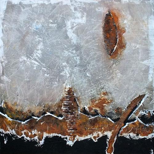 Frauke Klinkforth, o. T., Abstract art, Abstract Art
