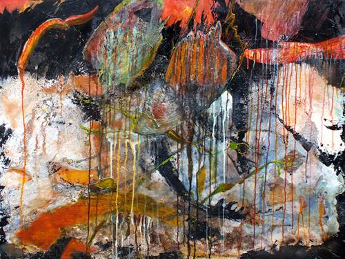 Frauke Klinkforth, N/T, Abstract art, Abstract Art