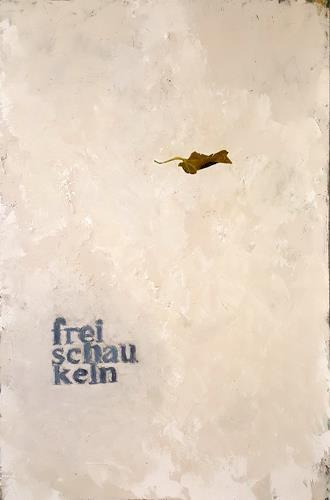 Frauke Klinkforth, Freischaukeln, Burlesque, Abstract Art