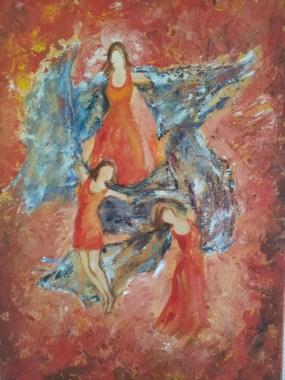 Art by Elke Hildegard Qual
