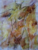 Elke-Hildegard-Qual-Erotic-motifs-Female-nudes