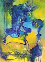 Elke-Hildegard-Qual-Abstract-art-Contemporary-Art-Neue-Wilde