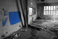 R. Ehmig, Chaos in Blau 1