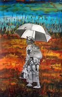 Jorge-Melicio-People-Women-People-Families-Modern-Age-Photo-Realism-Hyperrealism