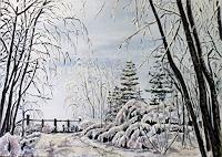 Ulrich Herren, 528# Winterlandschaft