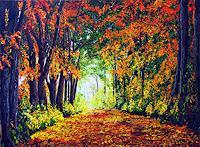 U. Herren, 554# Herbstpfad