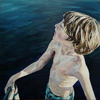 Daniel-Wimmer-People-Children-Situations-Modern-Age-Impressionism-Neo-Impressionism