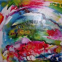 Hiltrud-Schick-Nature-Miscellaneous-Miscellaneous-Landscapes-Contemporary-Art-Contemporary-Art