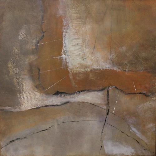 Jeannette Erb, Wege finden, Abstract art