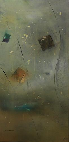 Jeannette Erb, Süsses fällt vom Himmel, Abstract art