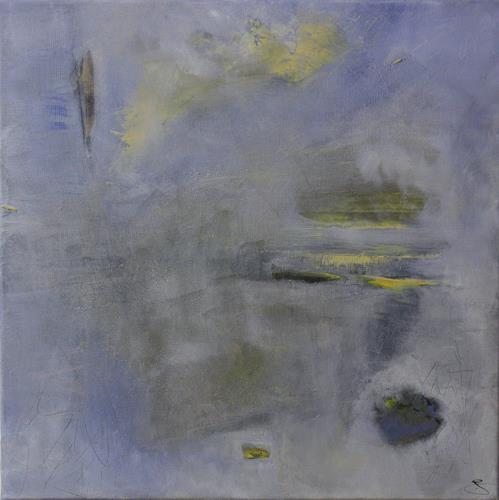 Jeannette Erb, Versunken, Abstract art