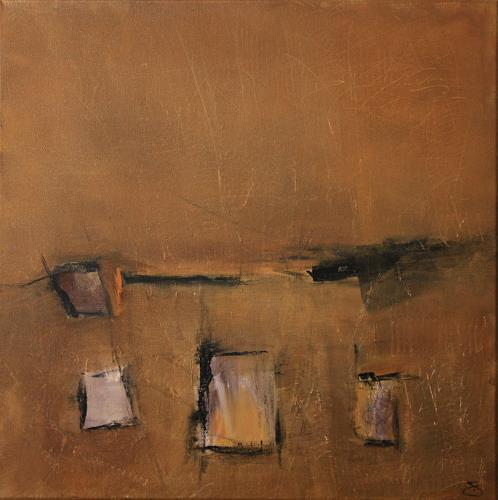 Jeannette Erb, Die Fenster, Abstract art, Modern Age