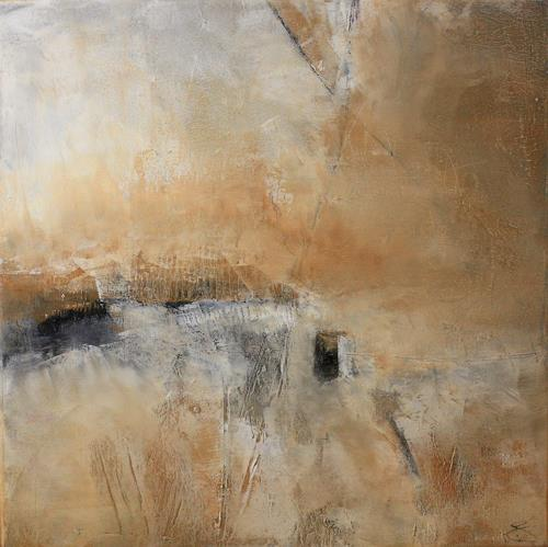 Jeannette Erb, Achtsam, Abstract art, Abstract Art