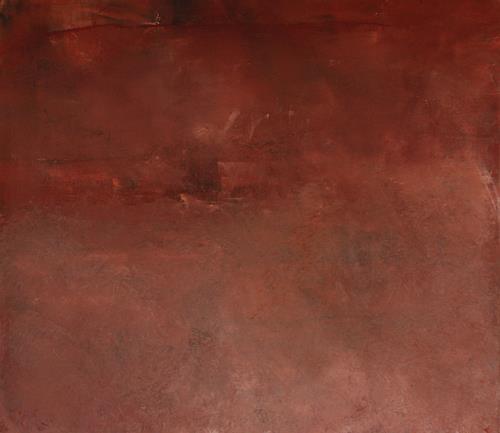 Jeannette Erb, Geheimnisvoll, Abstract art