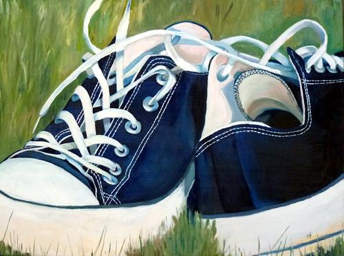 Ruth Tellenbach, Freizeit, Leisure, Sports, Photo-Realism, Expressionism