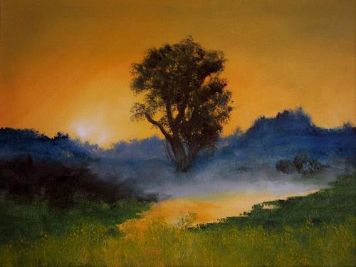 Henri Lehmann, Elfenland, Miscellaneous Landscapes, Contemporary Art