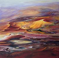 M. Bellebna, Symphonie de sable