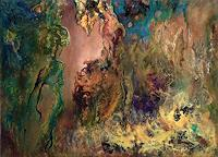 Marion-Bellebna-Abstract-art-Fantasy-Modern-Age-Abstract-Art-Non-Objectivism--Informel-