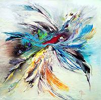 Marion-Bellebna-Fantasy-Abstract-art-Modern-Age-Abstract-Art-Non-Objectivism--Informel-