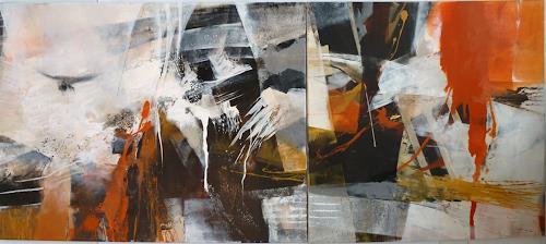 Martina Hartusch, C 8, Abstract art, Abstract Art