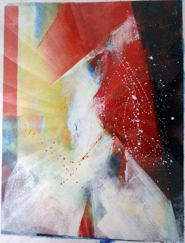 Martina Hartusch, C9, Abstract art, Contemporary Art
