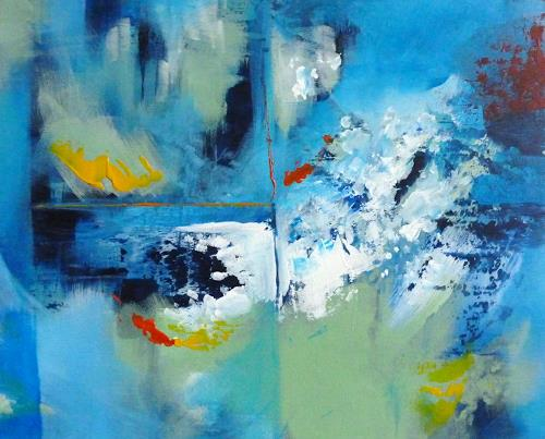 Martina Hartusch, C16, Abstract art, Fantasy, Contemporary Art