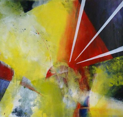 Martina Hartusch, C14, Abstract art, Contemporary Art