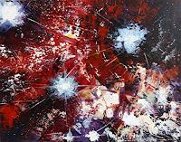 Martina-Hartusch-Abstract-art-Outer-space-Stars-Contemporary-Art-Contemporary-Art