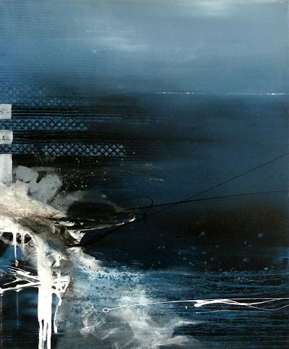 Martina Hartusch, C33, Abstract art, Contemporary Art, Abstract Expressionism