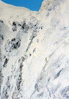 Martina-Hartusch-Landscapes-Mountains-Landscapes-Winter-Contemporary-Art-Contemporary-Art