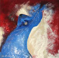 Juergen-Bley-Animals-Land-Abstract-art-Contemporary-Art-Contemporary-Art