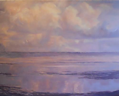 Elisabeth Ksoll, Wassermagie, Landscapes: Sea/Ocean, Emotions