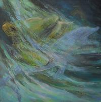 Elisabeth-Ksoll-Nature-Water-Fantasy-Modern-Age-Expressive-Realism