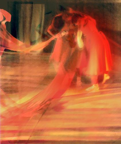 Anne-Marie Grenacher, Einheit, Movement, Contemporary Art, Expressionism