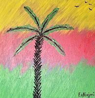 Y. En-Najmi, Die Palme