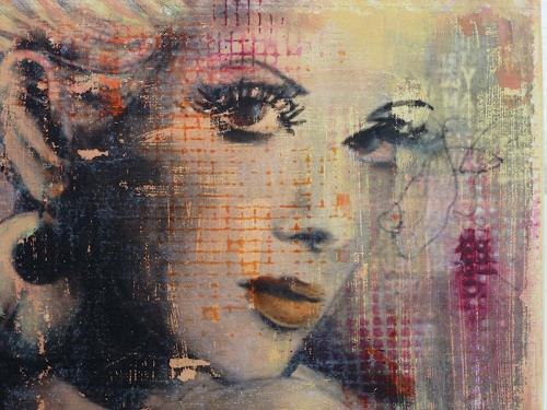 Angelika Frank, Kokett, People: Faces, Miscellaneous, Expressionism