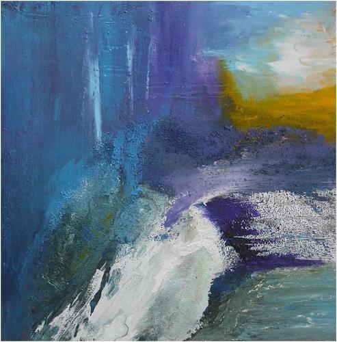 ReMara, mitreißend, Abstract art, Miscellaneous Landscapes, Abstract Art
