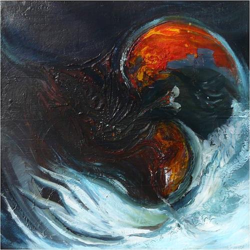 ReMara, Wofür du geboren bist, Abstract art, Fantasy, Contemporary Art, Abstract Expressionism
