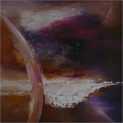 ReMara, nächtlich, Abstract art, Contemporary Art