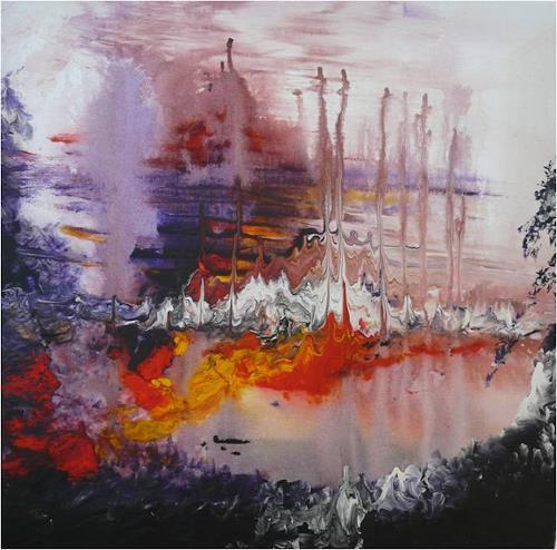 ReMara, Etwas brennt in mir, Miscellaneous, Contemporary Art