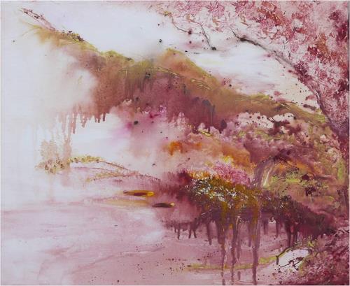 ReMara, Von der Natur beschenkt, Abstract art, Nature, Contemporary Art