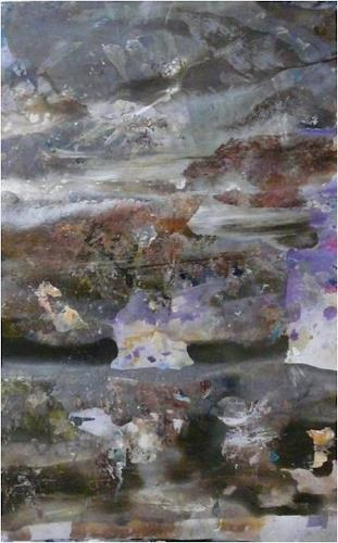 ReMara, Land in Land 2, Abstract art, Fantasy, Contemporary Art