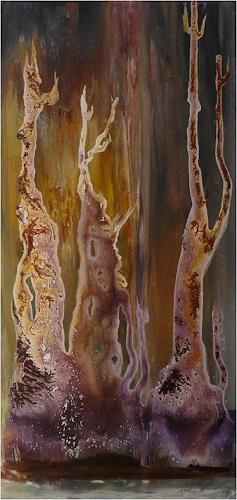 ReMara, Erstrebenswert, Fantasy, Belief, Contemporary Art, Abstract Expressionism