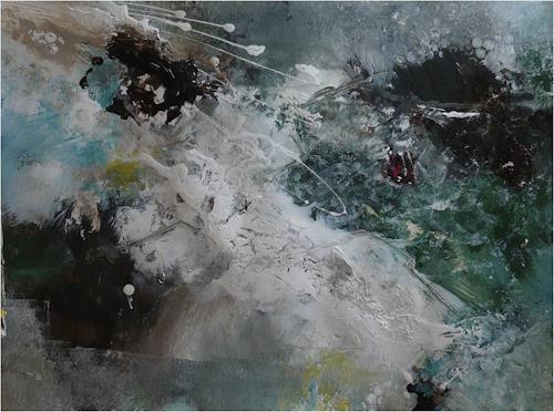 ReMara, Unaufhaltsam, Movement, Abstract art, Contemporary Art, Abstract Expressionism