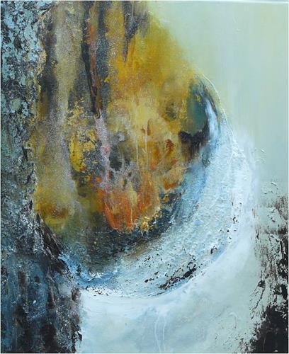 ReMara, Unter deinem Schutz, Abstract art, Emotions, Contemporary Art