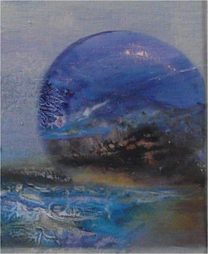 ReMara, Die beste aller Welten (Detail), Symbol, Outer space, Contemporary Art