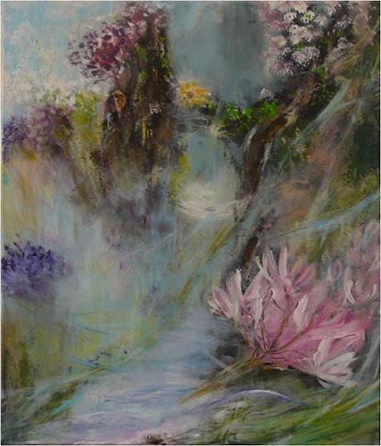 ReMara, Frühlingsgefühle, Fantasy, Times: Spring, Contemporary Art, Expressionism